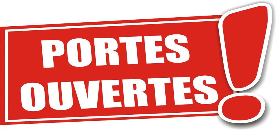 JOURNÉE PORTES OUVERTES MERCREDI 13 SEPTEMBRE 2017